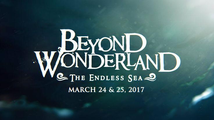 Beyond Wonderland 2017 Official Announce