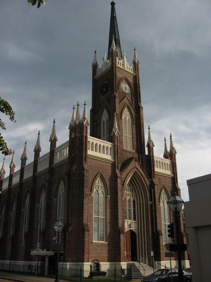 Private Episcopalian Chapel, Natchez