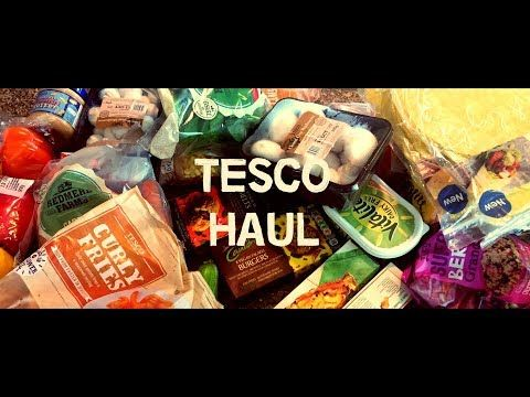 MichelaIsMyName: Plant Based Grocery Haul (UK) | MICHELA ismyname ❤...