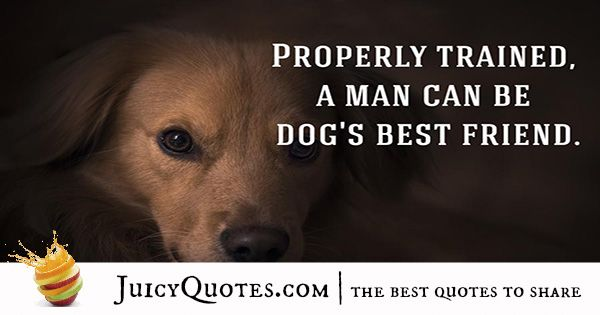 Quotes About Dogs - 34