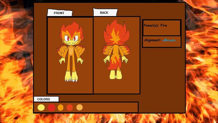 (Phoenix avatar)