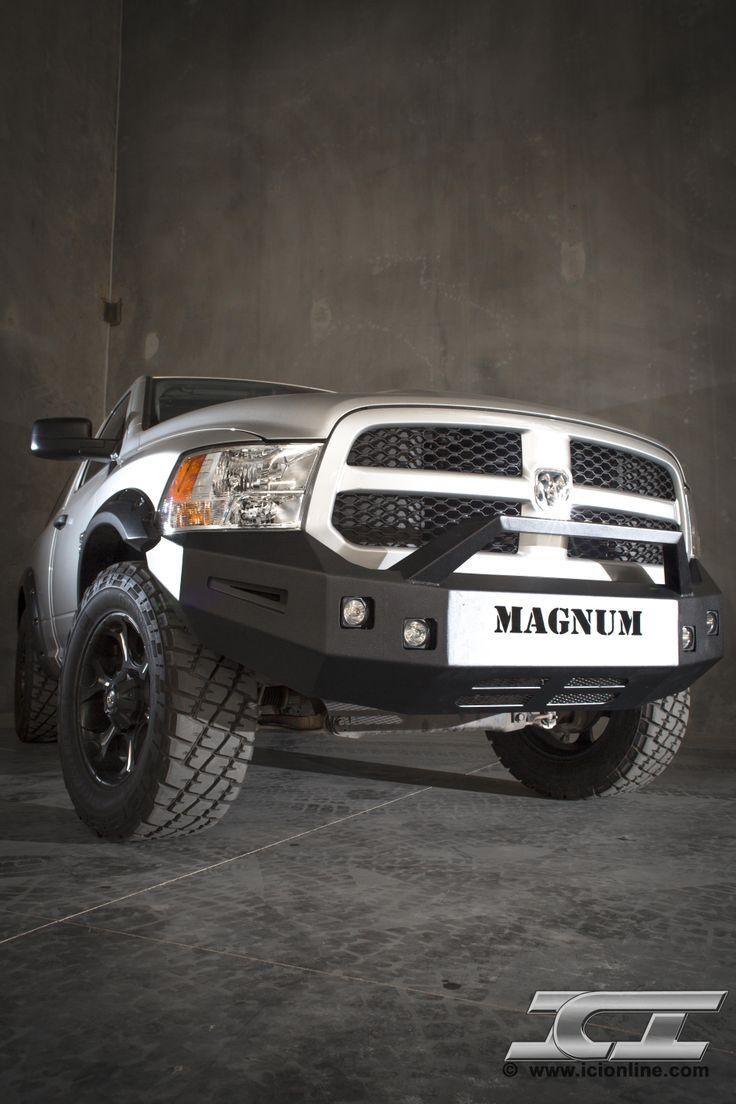Front Magnum Bumper for 20092014 Dodge Ram 1500 (Sport