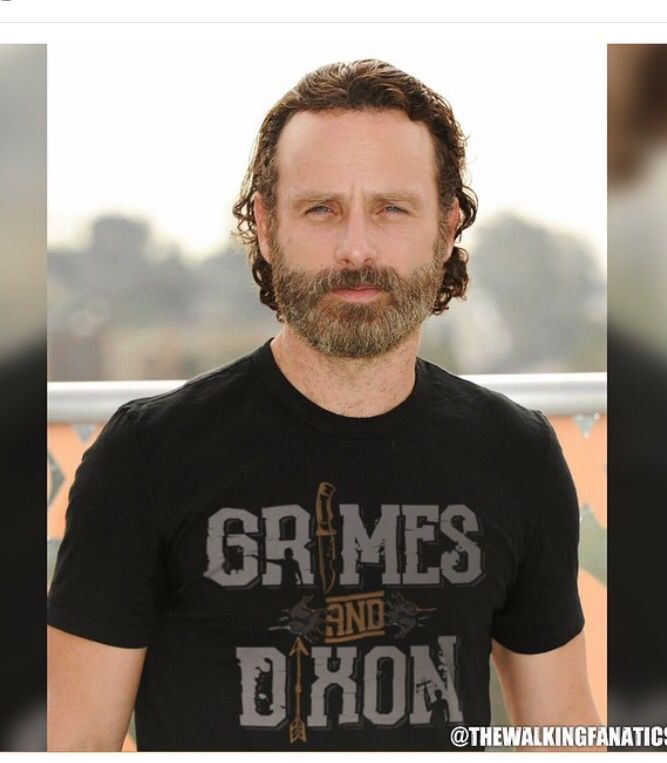 Andy Lincoln (I need that shirt!)
