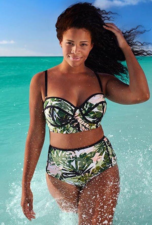 668fa7319d Madame Everglade Underwire High Waist Bikini in 2019 | Swimsuits ...