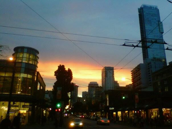 Robson and Burrard 2013