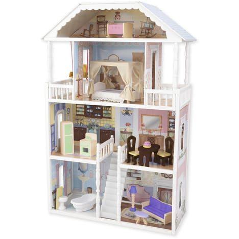 Maison de Poupée Savannah KidKraft 65023 à 143,99€ au lieu de 164,30€