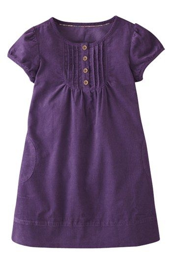 Mini Boden 'Pretty Pintuck' Dress (Little Girls & Big Girls) available at #Nordstrom