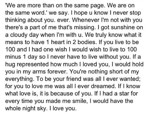 Most Beautiful Words I Am So Sending This To My Boyfriend E A