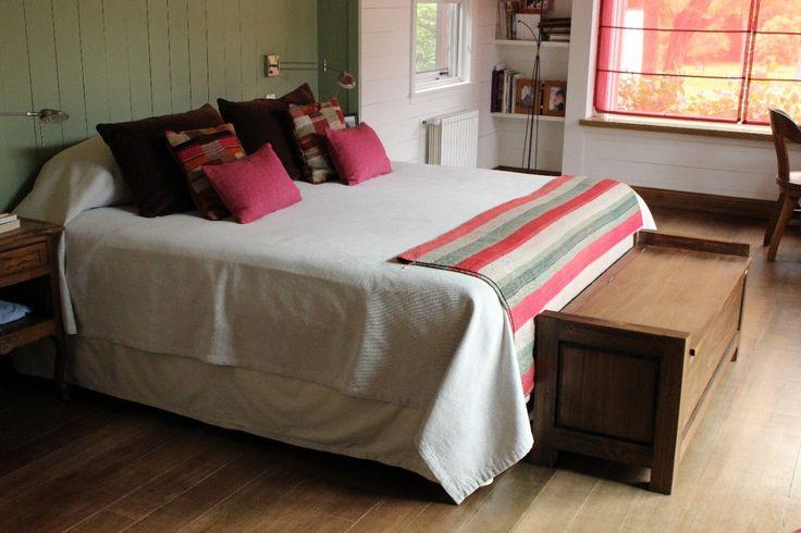 72 best images about ideas para mi cuarto on pinterest - Pie de cama ...