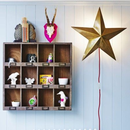 Star Wall Sconce - Wall Lights & Wall Sconces - Lighting
