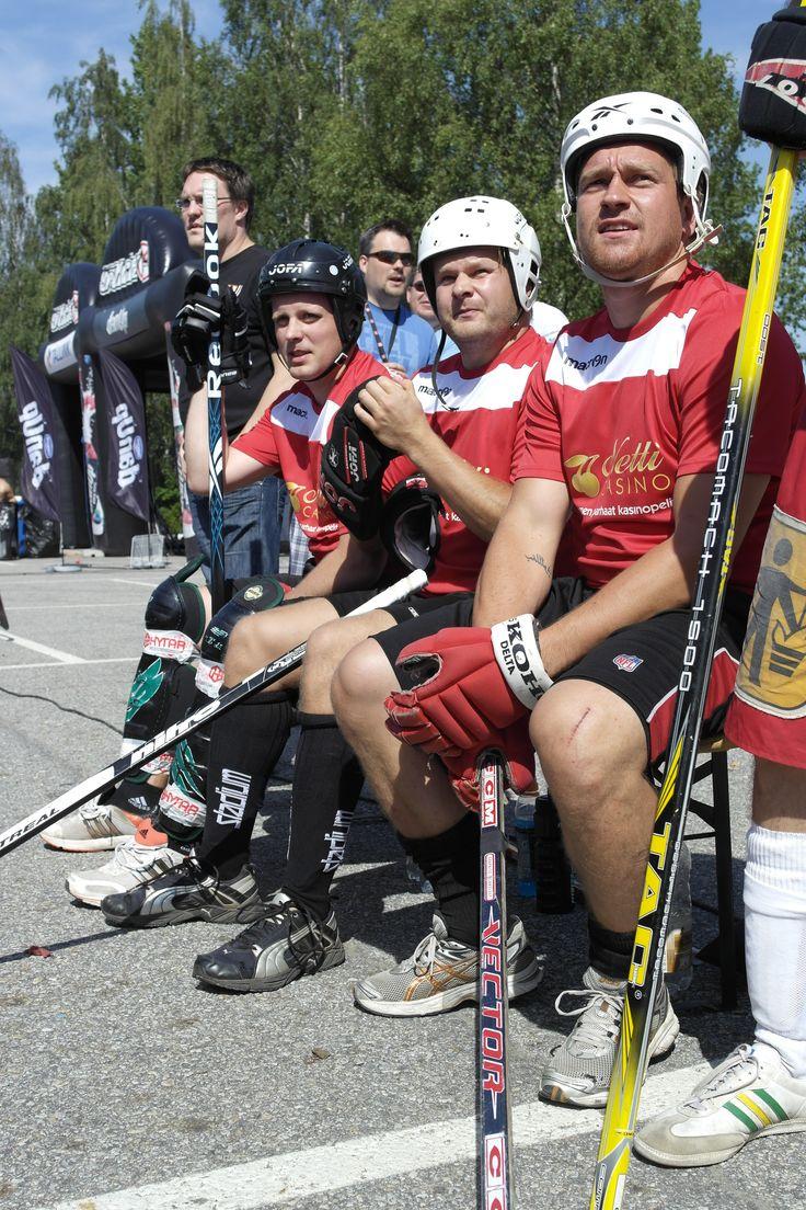 Street Hockey Tour 2014 Jyväskylä 19-20.7.2014 #streethockeysm