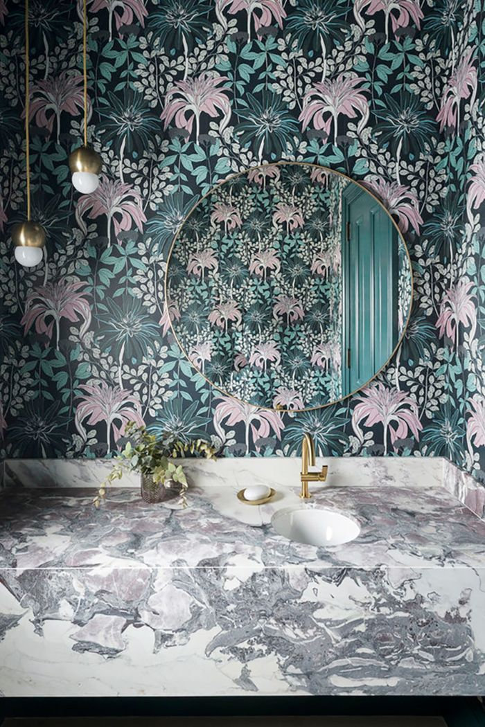 Pink Marble Ideas Pretty Enough To Make You Blush Badezimmer