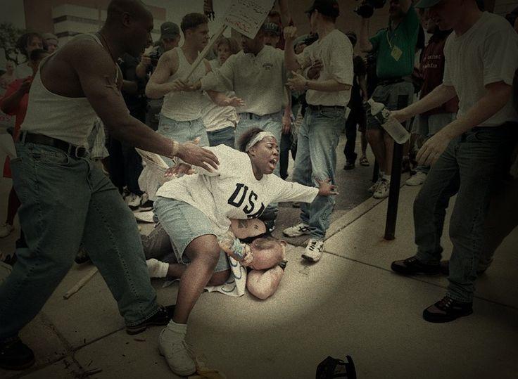 Unmasked: inside America's most violent Ku Klux Klan