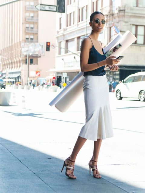 Five insiders dish on the street style-ready purchases they'll be making —just in time for the four-city whirlwind.