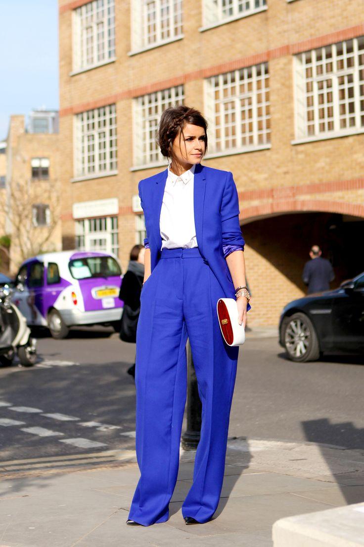 Street Style: Miroslava Duma in London