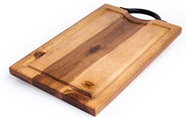 Superior Trading Co. Acacia Wood Cutting Board