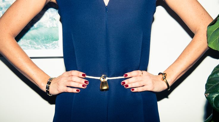 """""""I can't live without my Cartier Love bangles; one was a gift from my mother, the other was actually hers."""" http://www.thecoveteur.com/rebecca-caratti/"""