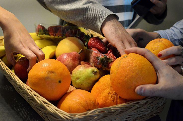 #AQuest #AgencyLife #FruitBasket