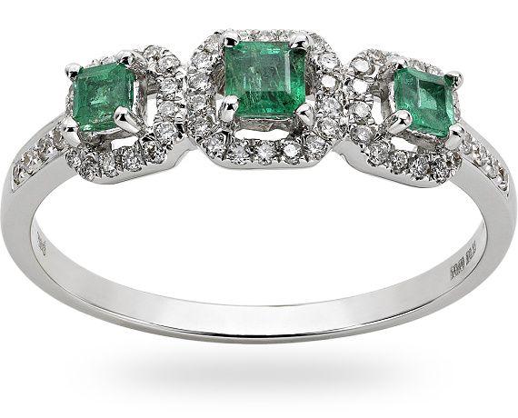 Anello ZGAN0912BBRUDI: Anello in oro bianco 18 kt. con 0.55 ct. di rubino e 0.20 ct. di diamante :: Zoccai Gioielli