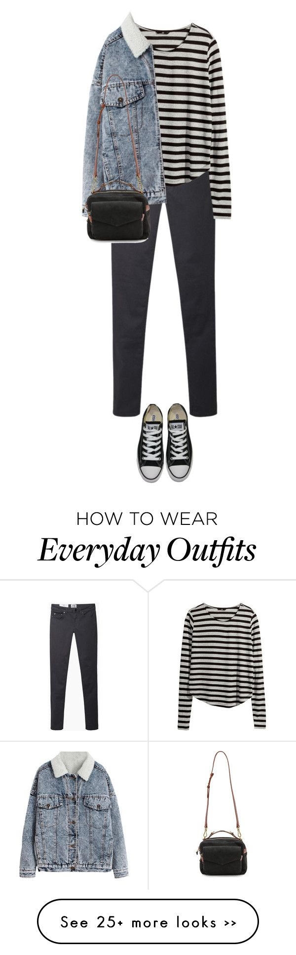 """""""Everyday Outfit"""" by dancingwithyou on Polyvore"""