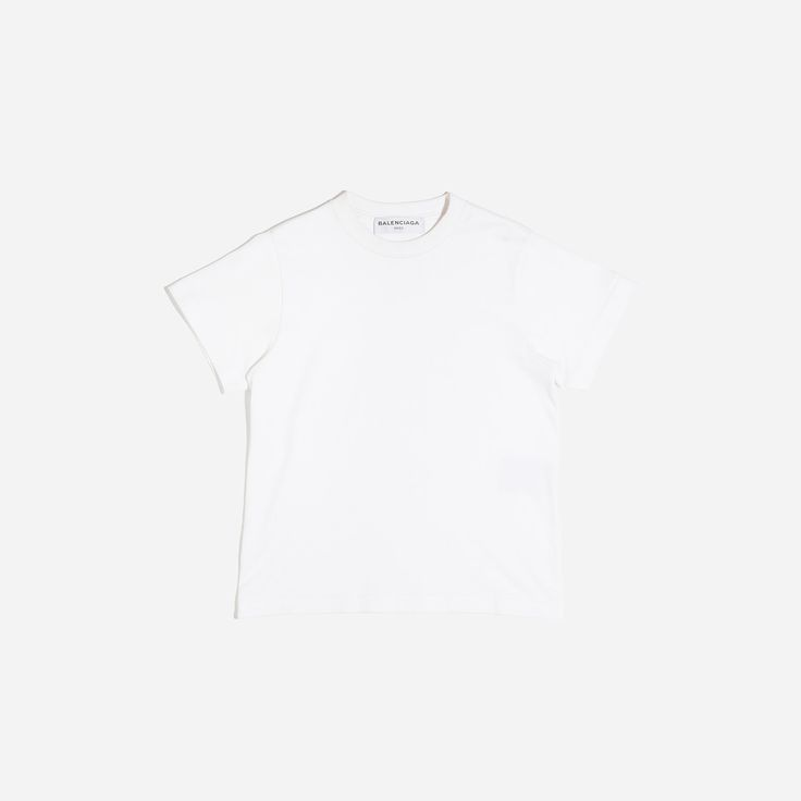 BALENCIAGA Short Sleeves Tee Shirt Top D f