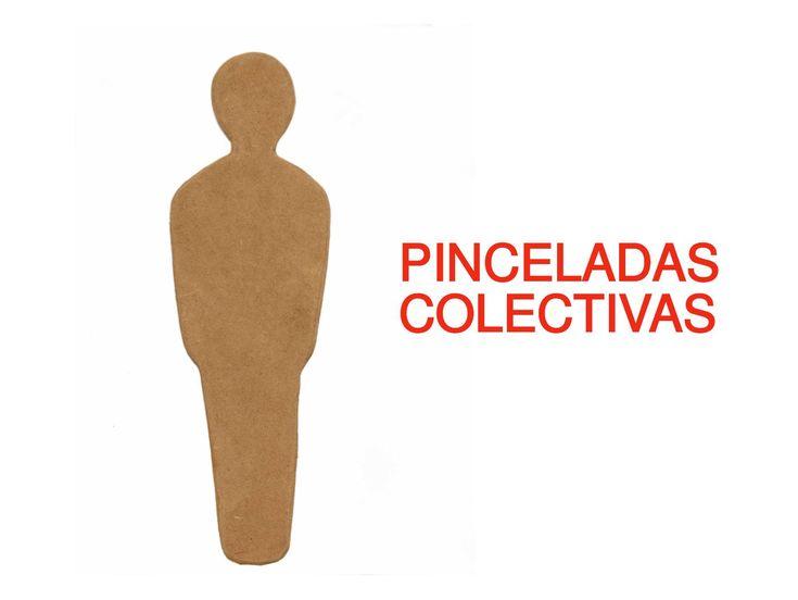 Catalogo del proyecto Pinceladas Colectivas y las obras de los artistas participantes. Se actualiza a medida que llegan nuevas obras.