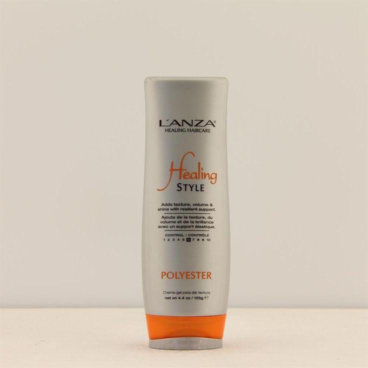 L'Anza Healing Style Polyester Gel-Crème Control 6 125gr  L'Anza Healing Style Polyester - Verstevigingsfactor 6. Geeft extra textuur volume en glans. Zorgt voor lang houdbare veerkrachtige ondersteuning met voelbare beweging. Keratin Healing System: Versterkt en herstelt het haar van binnenuit en maakt het beter modelleerbaar. Voor gezonder haar een eenvoudigere styling en een langere houdbaarheid. Kleurbescherming: Verzegelt de haarkleur en voorkomt verbleken. De kleur blijft langer diep…