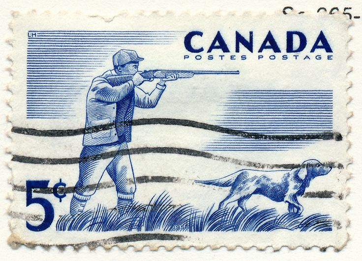 Outdoor recreation, Hunting (issued 1957)