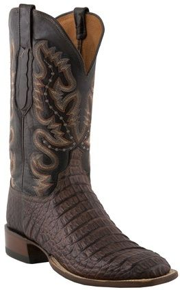 georgetowncowboyboots -  Lucchese Since1883 Jack Mens Hornback Jacare Caiman Cowboy Boots C1067, $795.00 (http://www.georgetowncowboyboots.com/lucchese-since1883-jack-mens-hornback-jacare-caiman-cowboy-boots-c1067/)