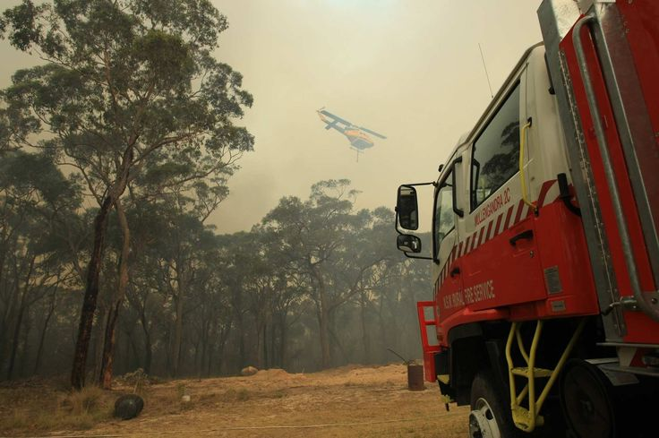 2013 Blue Mountains bushfires: How they happened