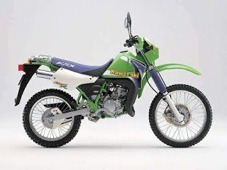 2015 Brilliant Bargain Lightweight Motorcycle : Kawasaki KMX 125 / 200 !