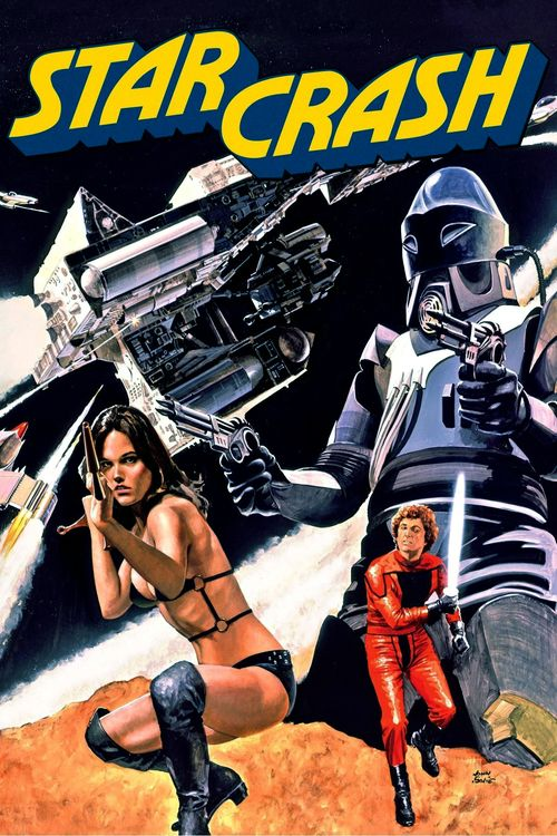 Starcrash 【 FuII • Movie • Streaming