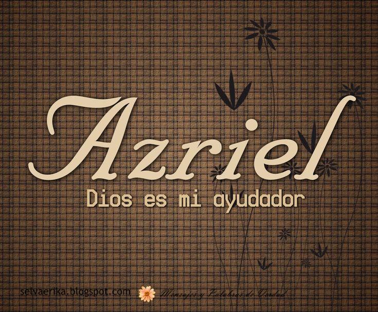 nombre-de-va-ron-significado-Azriel-hebreo.jpg (1454×1200)