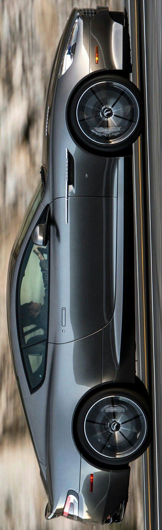 2016 Aston Martin DB9 GT by Levon
