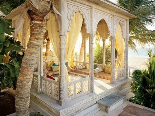 backyard get-a-way / meditation room