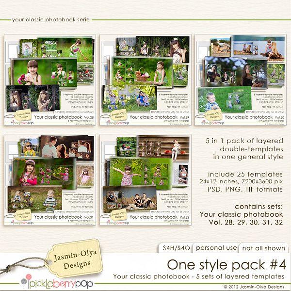 One style pack #4 (Jasmin-Olya Designs)