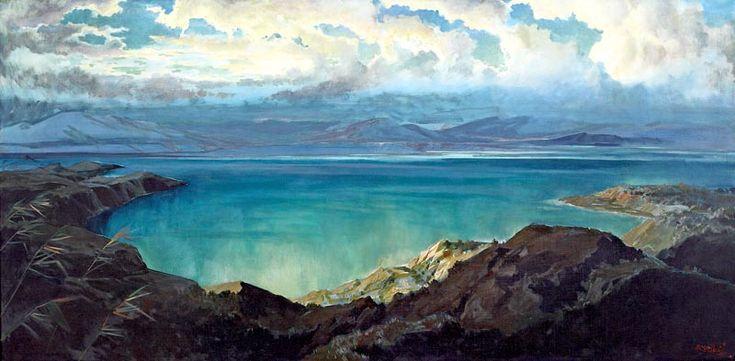 Lake View - Basuki Abdullah