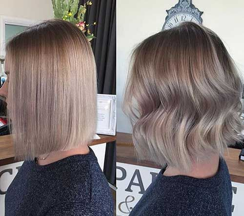 Crystal Ash Blonde Hair Color Ideas For Winter 2016: Best 25+ Ash Blonde Bob Ideas On Pinterest