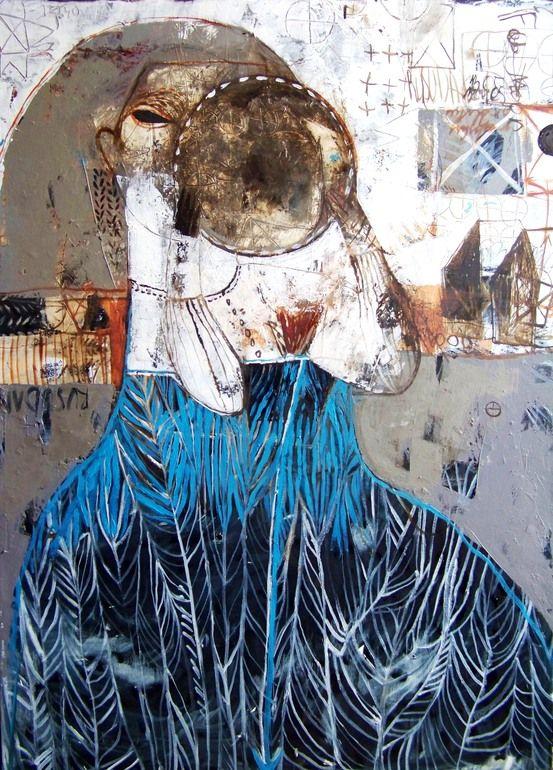 Saatchi Art | One To Watch:Rusudan Khizanishvili http://magazine.saatchiart.com/articles/artnews/saatchi-art-news/one-to-watch/rusudan-khizanishvili