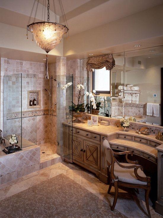Mediterranean Bathroom Design Ideas