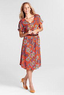 Summer Dresses below the Knee