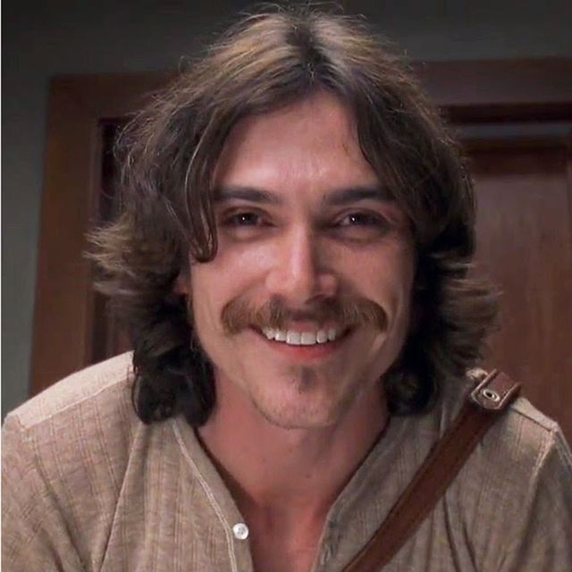 """Billy Crudup actor. Glenn Frey said - """"Well, Cameron Crowe said a lot of the character was based on me and things he knew about me, which is very flattering. I'm glad about that.  That was nice"""".   Glenn Frey was the inspiration for the Russell Hammond character (played by Billy Crudup) in """"Almost Famous""""…"""