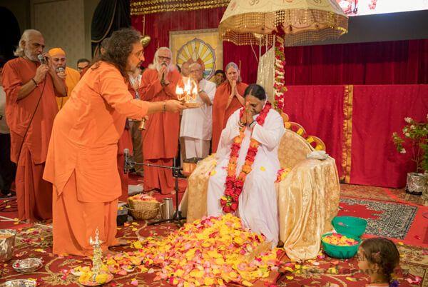 Guru Purnima Celebrations at Toronto - Amma, Mata Amritanandamayi Devi