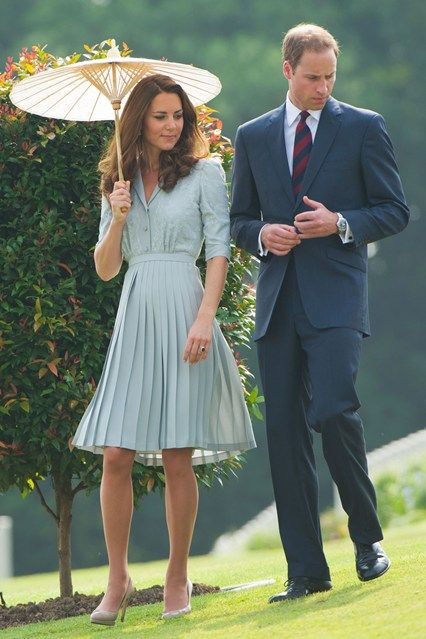 And it's good to marry the prince, but it depends on the prince.  Charles, not so much. William, yes.