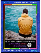Yo sólo soy un hombre que te desea. Y otros relatos eróticos de temática gay: Serie Marco Azul Nº3 https://itunes.apple.com/es/book/yo-solo-soy-hombre-que-te/id1118737958?mt=11 #sexogay #guapo #osazo #gym #gimnasio #ebook #iBooks  #gay #sexy #pelos #peludos #osotes #corrida #pajote #homo #homoerótico #lectura #hombres #masturbación #sexo #iTunes #colección #pajas #bareback #calentón #erótico #eróticagay #relatoerótico #guarromántico #romántica #enamorado #desnudo #relatogay