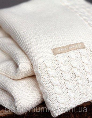 Детский плед. Детское вязаное бамбуковое одеяло, Natures Purest, цена 1599 грн., купить в Киеве — Prom.ua (ID#35329885)