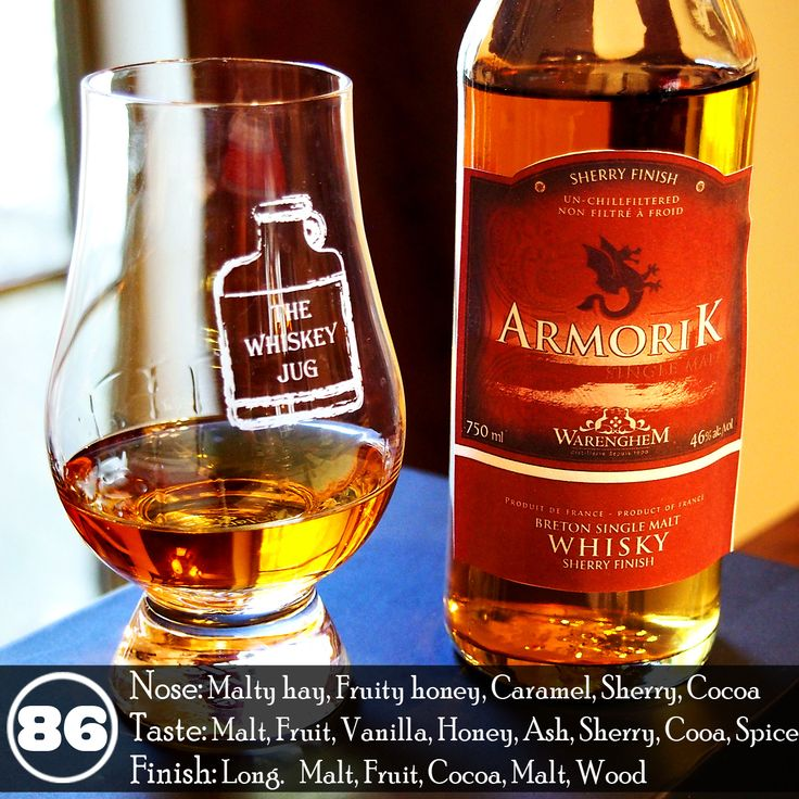 Armorik Sherry Finished Review - The Whiskey Jug