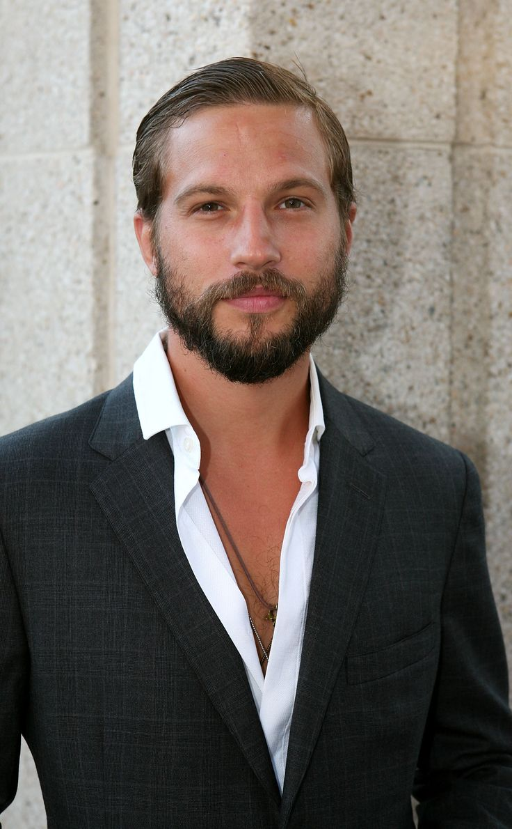 Logan Marshall Green - I think I found Tom Hardy's twin brother!