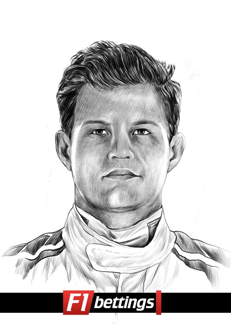 F1 driver Marcus Ericsson f1-bettings.com