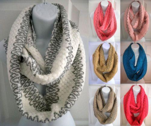 Mil maneras de utilizar una bufanda. ¡Todas se ven increíbles! #Fashion #Scarf